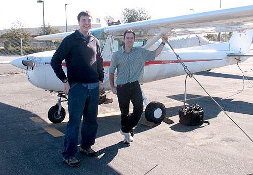 Dan Dawson & Aaron Abell